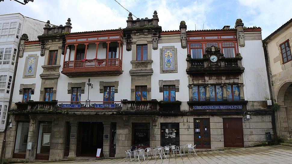 Betanzos Casa Nuñez 1