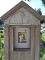 Bia Catholic Cemetery Calvary, Station 01 - Biatorbágy, Pest County, Hungary.jpg