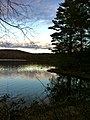 Bigelow Hollow State Park view north from southern shore of Mashapaug Pond.jpg