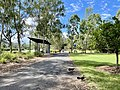 Bikeway along Brisbane River at Seventeen Mile Rocks, Queensland, 2021.jpg