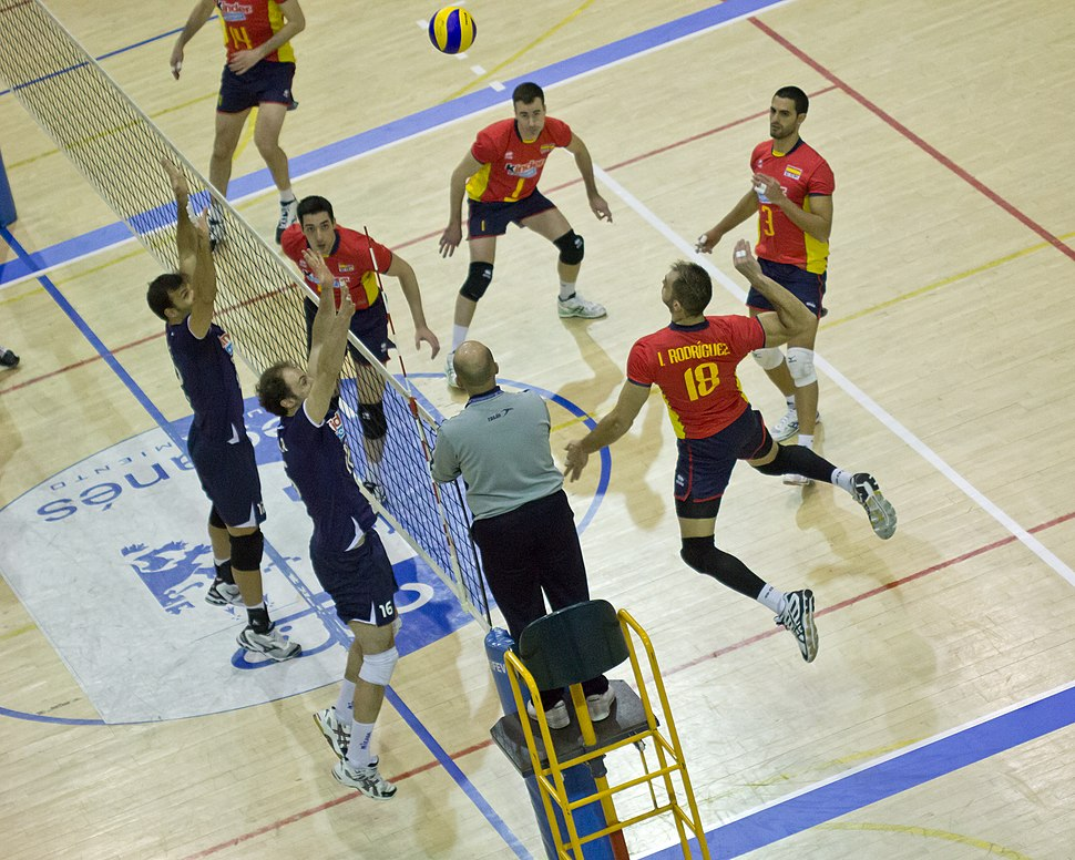 Bilateral España-Portugal de voleibol - 02