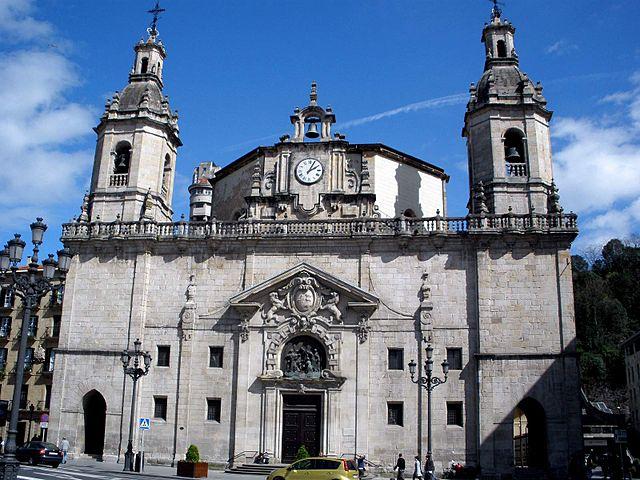Iglesia de San Nicolás (Bilbao)
