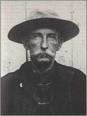 Bill Miner - Bill Miner in 1906