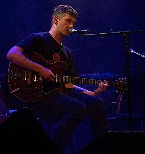 Bill Ryder-Jones - Bill Ryder-Jones at Islington Assembly Hall 2006