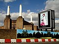 Billboard and Hoarding at Battersea Power Station - geograph.org.uk - 1569184.jpg
