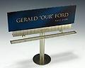 Billboard honoring Gerald R. Ford.JPG