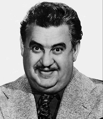 Billy Gilbert - Gilbert in 1954