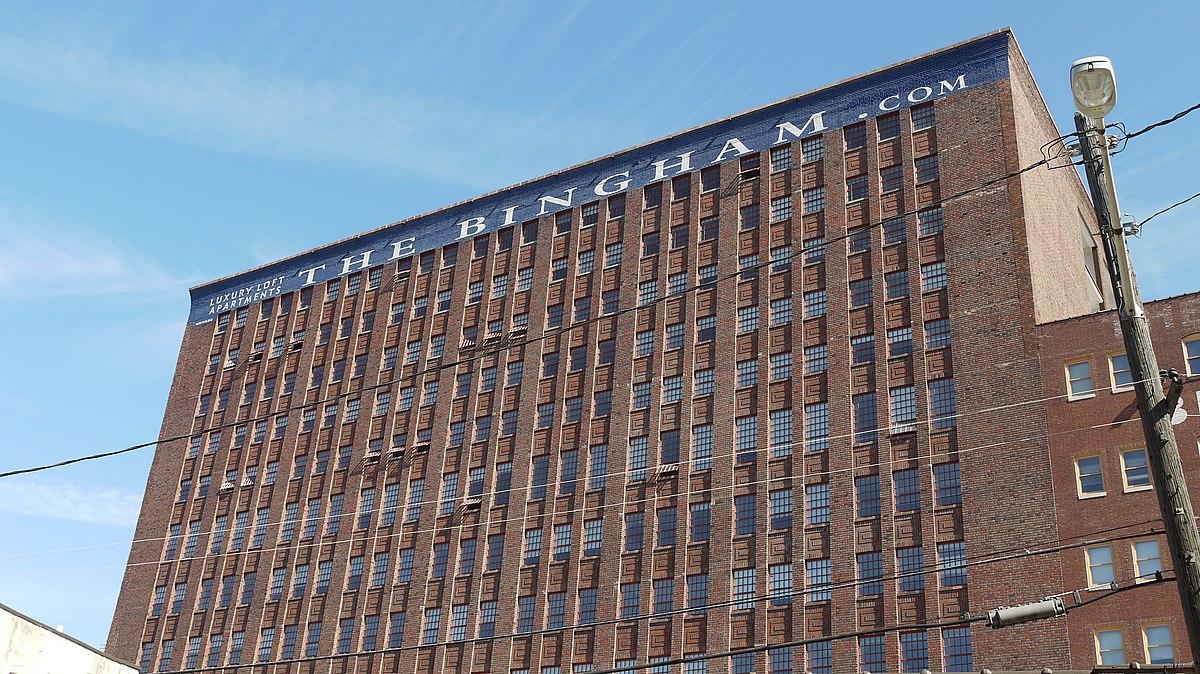 Bingham Company Warehouse - Wikipedia