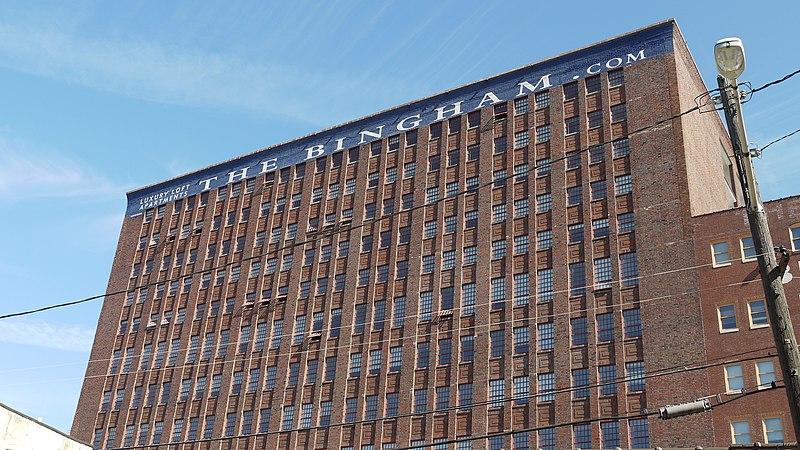 Bingham Building Apartments