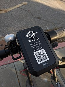 Scooter-sharing system - Wikipedia