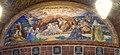 Birth of Jesus, mural in Rosary Church.jpg