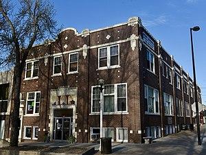 National Register of Historic Places listings in Burleigh County, North Dakota - Image: Bismarck Tribune Building