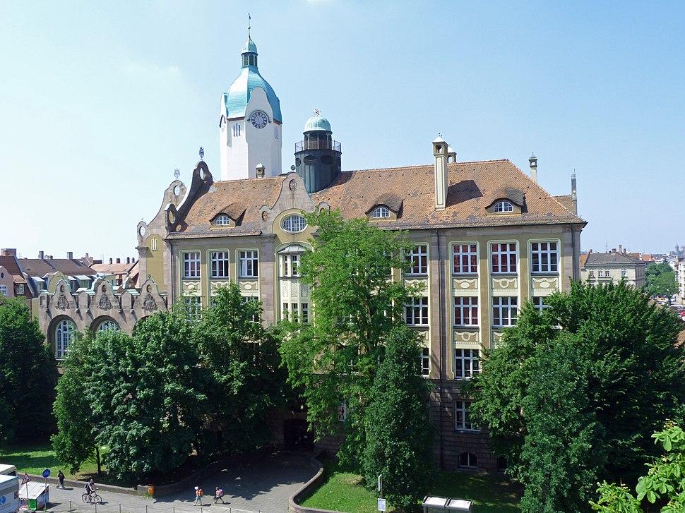 Bismarckschule Nürnberg