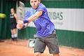 Bjorn Fratangelo 4 - French Open 2015, Qualifs day 2.jpg