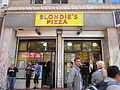 Blondie's Pizza SF exterior.JPG