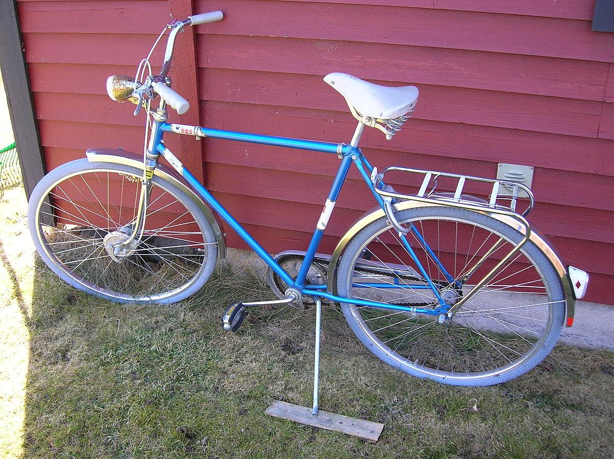 hur fungerar växlarna på en cykel