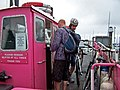 Boarding the ferry - geograph.org.uk - 1437687.jpg