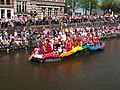 Boat 29 Café 't Mandje, Canal Parade Amsterdam 2017 foto 1 .JPG