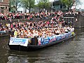 Boat 60 Radio Decibel, Canal Parade Amsterdam 2017 foto 1.JPG