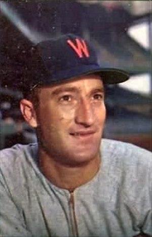 Bob Porterfield - Porterfield in about 1953.