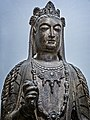 Bodhisattva Amida Buddha Northern Qi Dynasty Hebei Province China 550-577 CE.jpg