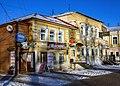 Bogorodsk. Heritage mansion on main street (Lenin St., 173, 175).jpg