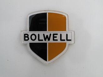 Bolwell - Original Bolwell logo