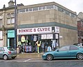 Bonnie ^ Clyde Menswear - Foundry Street - geograph.org.uk - 1852298.jpg