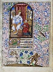 Book of Hours of Simon de Varie
