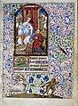 Book of Hours of Simon de Varie - KB 74 G37 - folio 001r.jpg