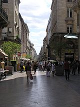 Bordeaux rue Sainte-Catherine 2009.JPG