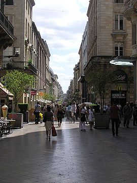 Image illustrative de l'article Rue Sainte-Catherine (Bordeaux)