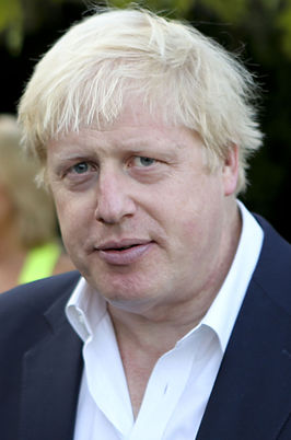 Boris Johnson in 2015