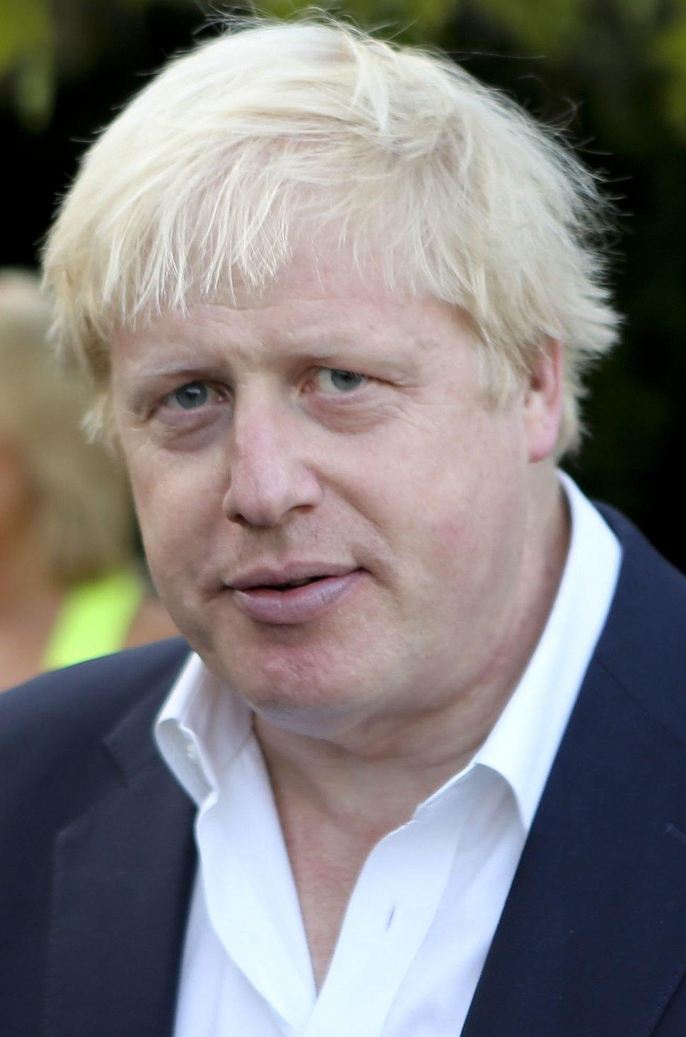 Boris Johnson July 2015