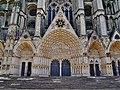 Bourges Cathédrale Saint-Étienne Fassade Portale 1.jpg