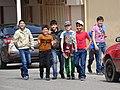 Boys in Street - Quba - Azerbaijan (17816649418).jpg