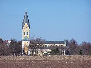 Bräkne-Hoby - Bräkne-Hoby church