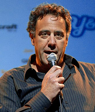 Brad Garrett - Garrett at the Night of Comedy 9 benefit in Beverly Hills, California in April 2011