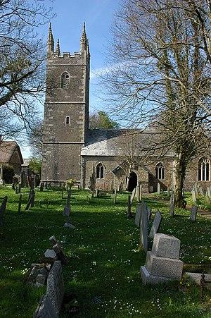 Bradworthy - St John the Baptist church