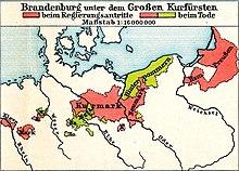 Preußen in 1700
