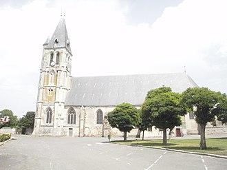 Brezolles - Image: Brezolles, Eglise