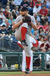 Brian Johnson (pitcher) American baseball player
