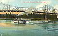 Bridge crossing the Willamette River at Albany, Oregon (3230109992).jpg