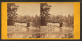 Bridge near Magargee's Mills, Wissahickon, by Cremer, James, 1821-1893.png