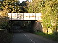 Bridge on the Newcastle to Carlisle railway line at Warden - geograph.org.uk - 1067066.jpg