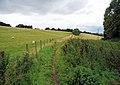 Bridleway to Sparsholt - geograph.org.uk - 930134.jpg