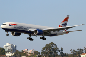 British Airways Boeing 777-200ER G-YMMS SAN 2011-7-28.png