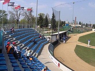 Draci Brno - Městský stadium
