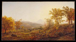 Autumn at Mount Chocorua