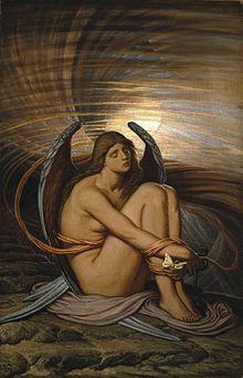 La Famille Spirituelle dans Nouvelle conscience 220px-Brooklyn_Museum_-_Soul_in_Bondage_-_Elihu_Vedder_-_overall